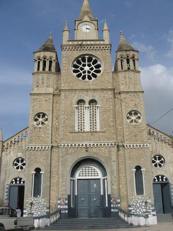 L'eglise Catholique de St Marc