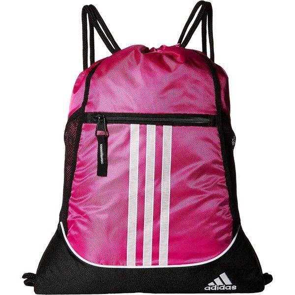 580308630fe7 Buy adidas alliance drawstring bag   OFF49% Discounted