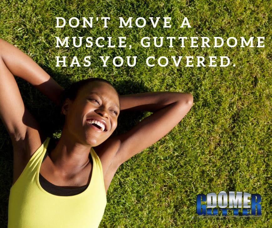 GutterDome works in three ways Deter Prevent Relax We