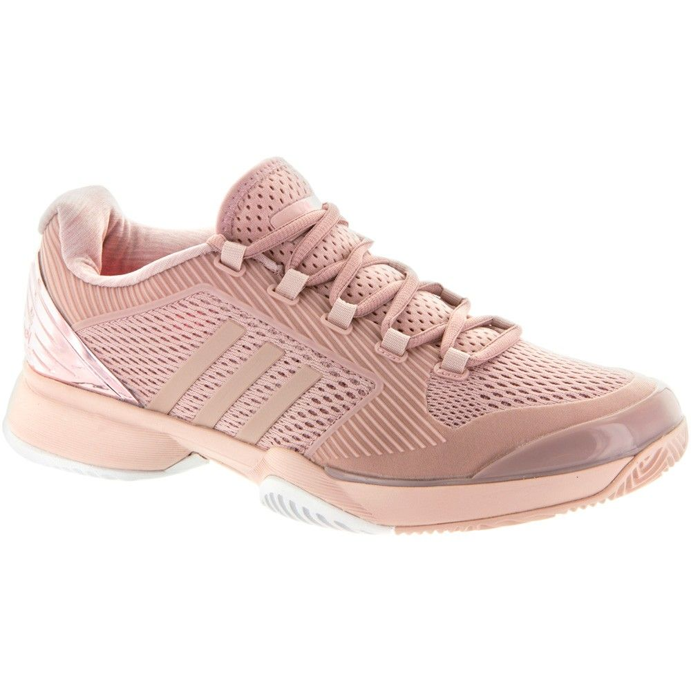 adidas Stella McCartney Barricade 2015 Women's Light Pink at  holabirdsports.com · Tennis Shoes ...