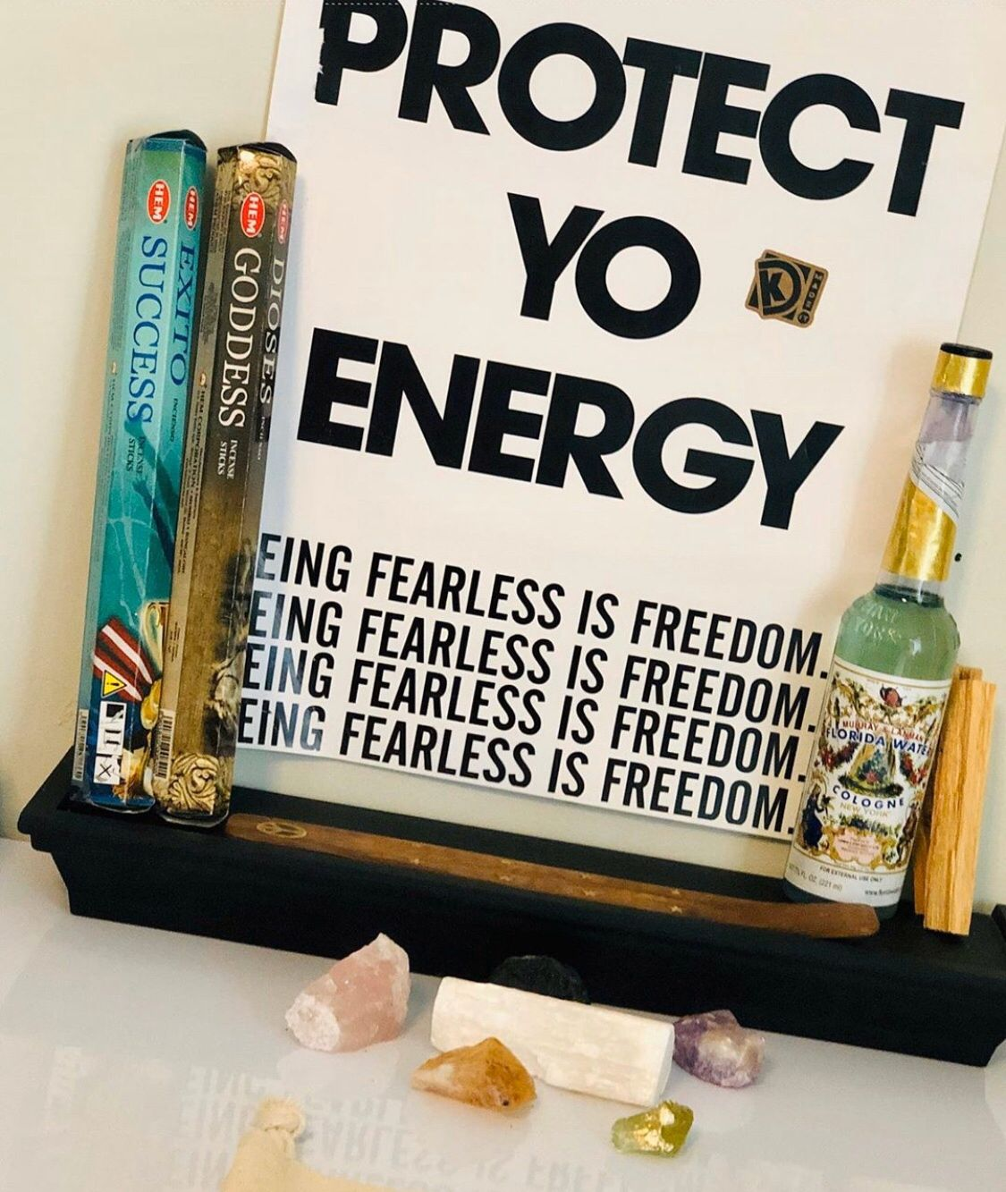 How do you protect your energy you can protect yourself
