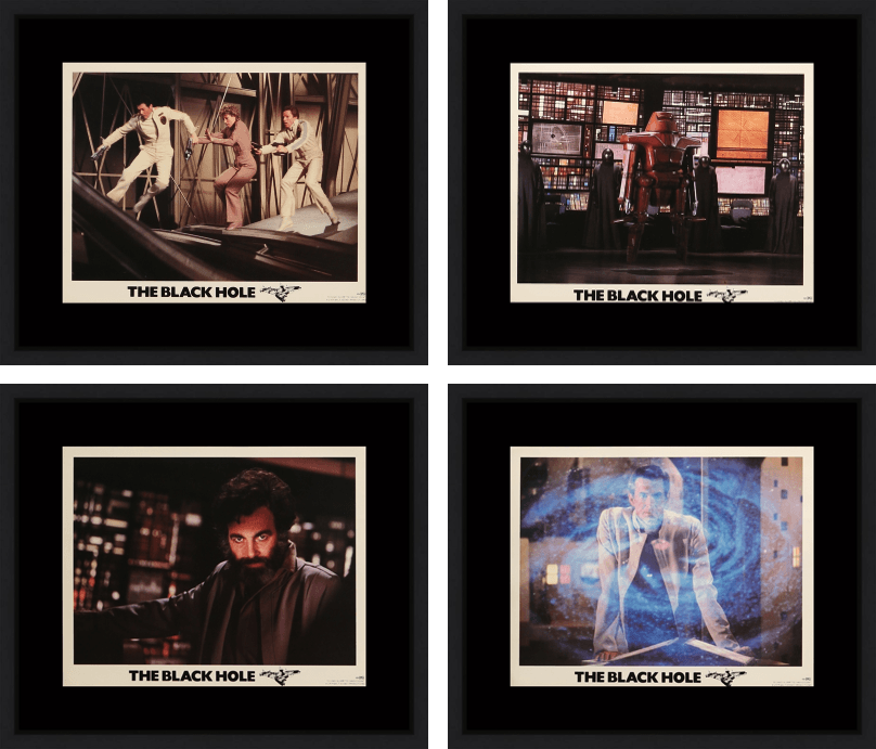 The Black Hole  - 1979