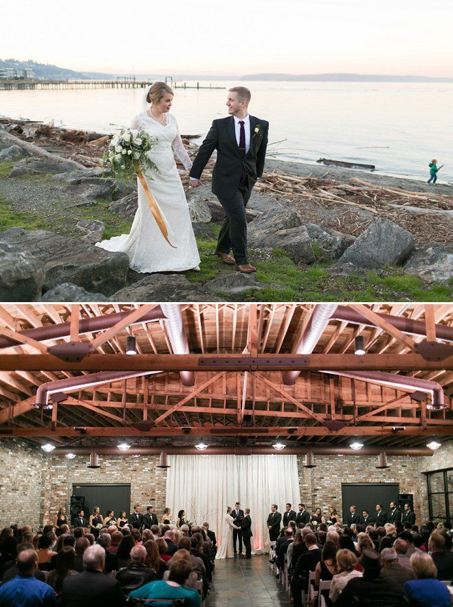Sophisticated Wedding At Historic 1625 Tacoma Place Photography