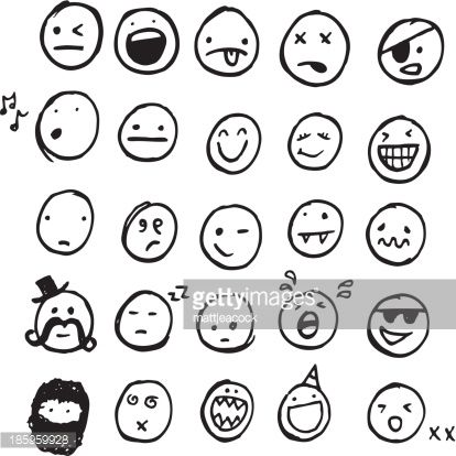 Smiley face sketch google search