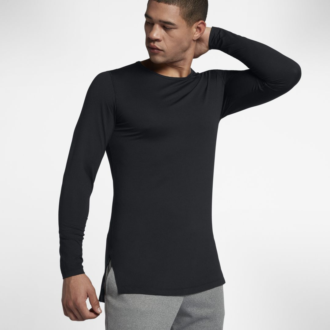 37af224c39 Dri-FIT Men's Utility Long-Sleeve Training Top | Products | Training ...