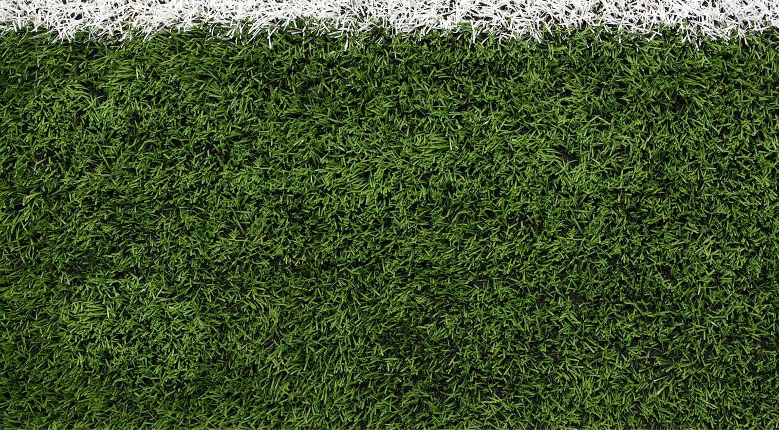 Background football field turf closeup theme