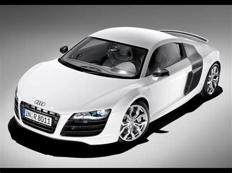 2009 Audi R8 5.2 FSI quattro Studio Front Angle Top