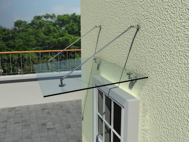 Aliexpress.com  Buy KIN MADE Stainless steel glass roof Glass Canopy Kits/ Awning & Aliexpress.com : Buy KIN MADE Stainless steel glass roof Glass ...