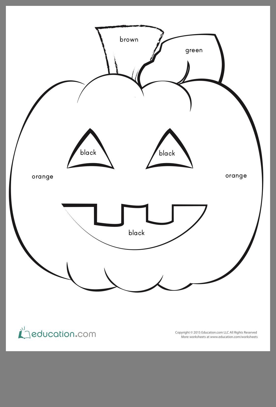 Pin By Angel France On Preschool Halloween Ideas