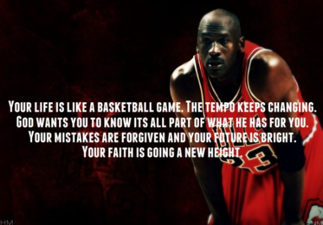 basketball quote | Basketball quotes, Nba quotes, Quotes to ...