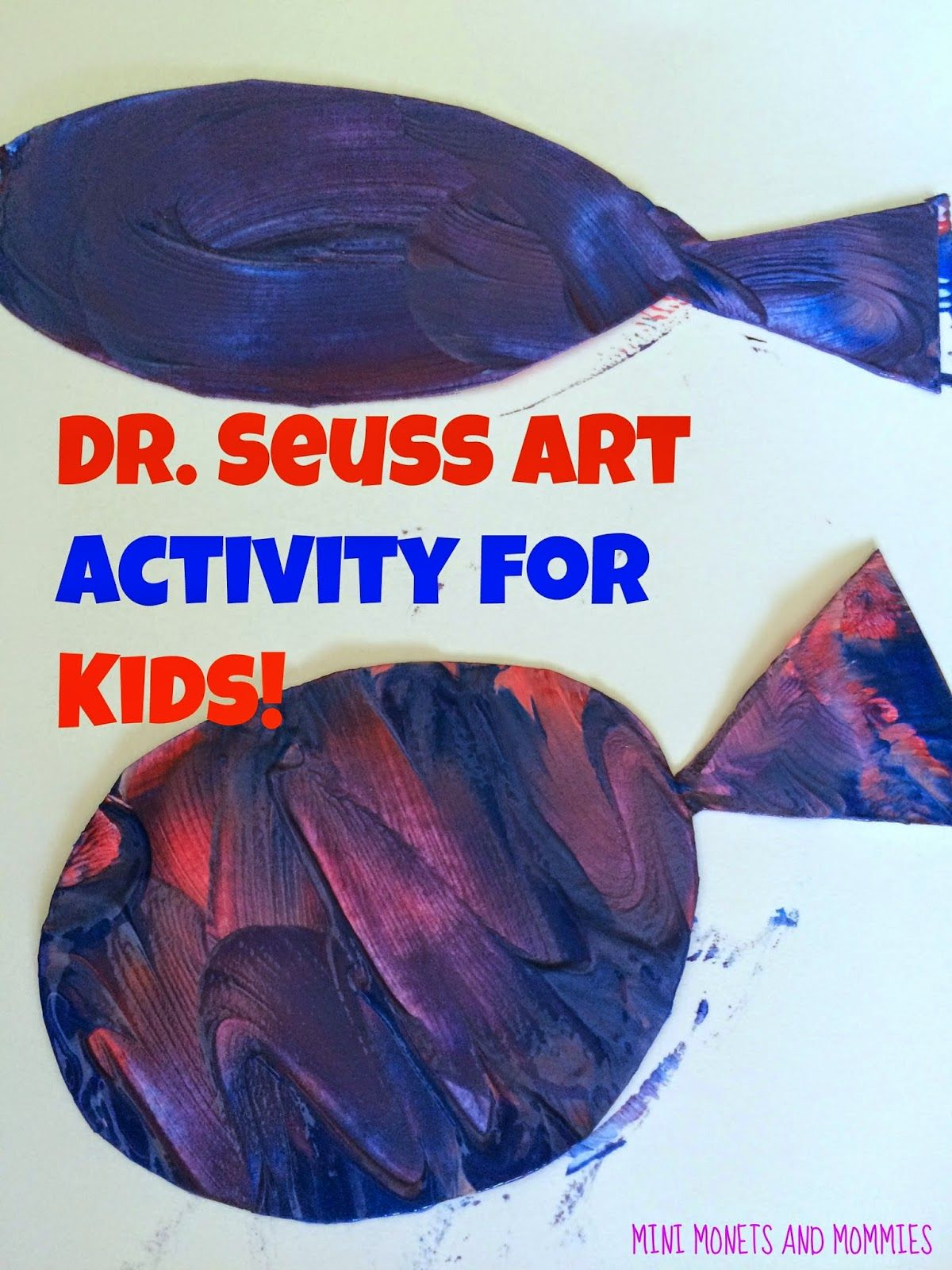 Dr. Seuss Art Activity: Color Mixing for Kids