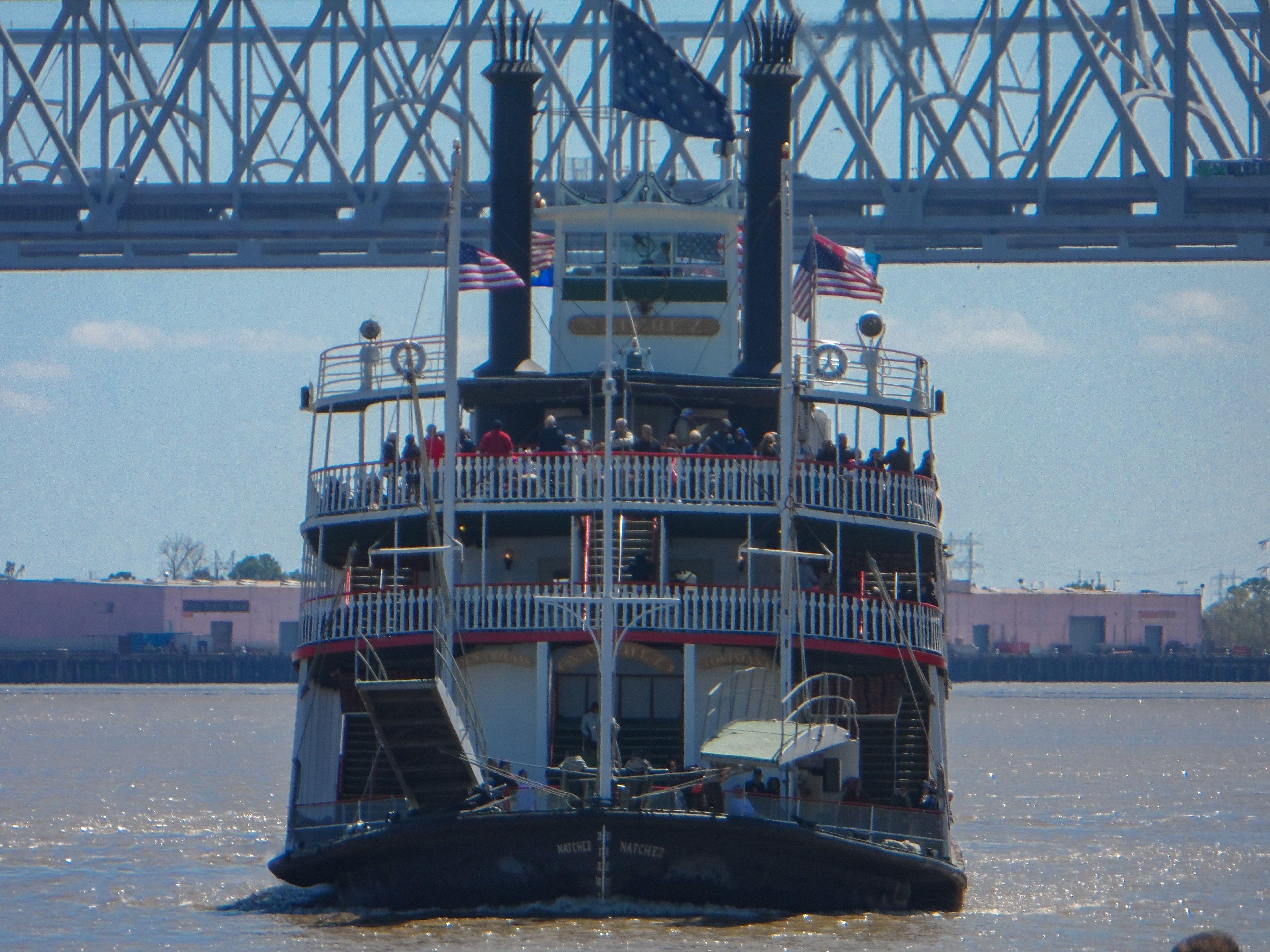 Natchez riverboat neworleans louisiana nola state