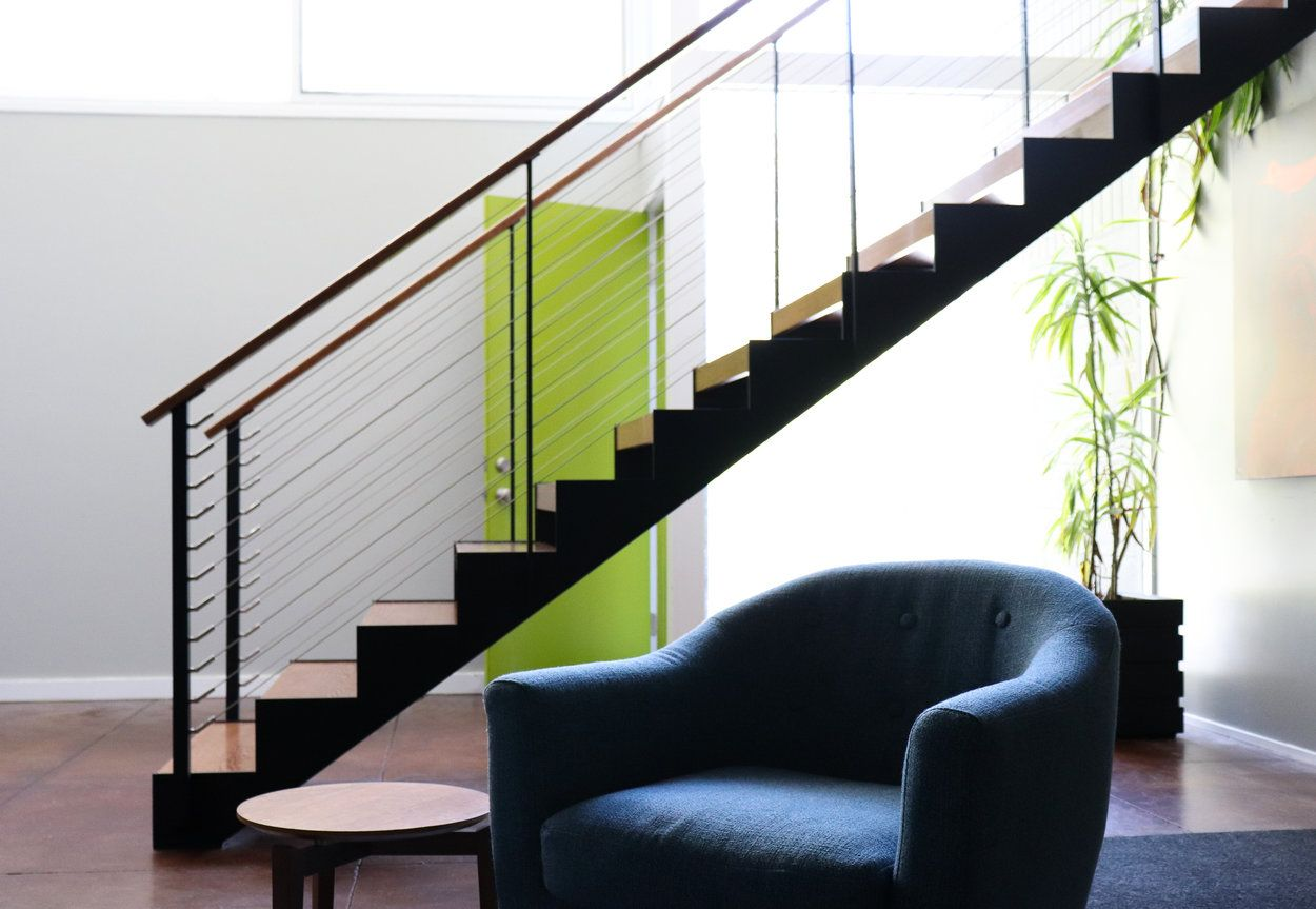 How Much Do Custom Floating Stairs Cost Keuka Studios In 2020 Floating Stairs Stairs Modern Staircase