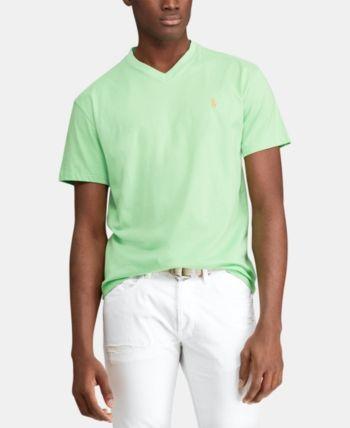 Schuhe für billige bieten viel Talsohle Preis Polo Ralph Lauren Men V-Neck T-Shirt in 2019 | Products ...