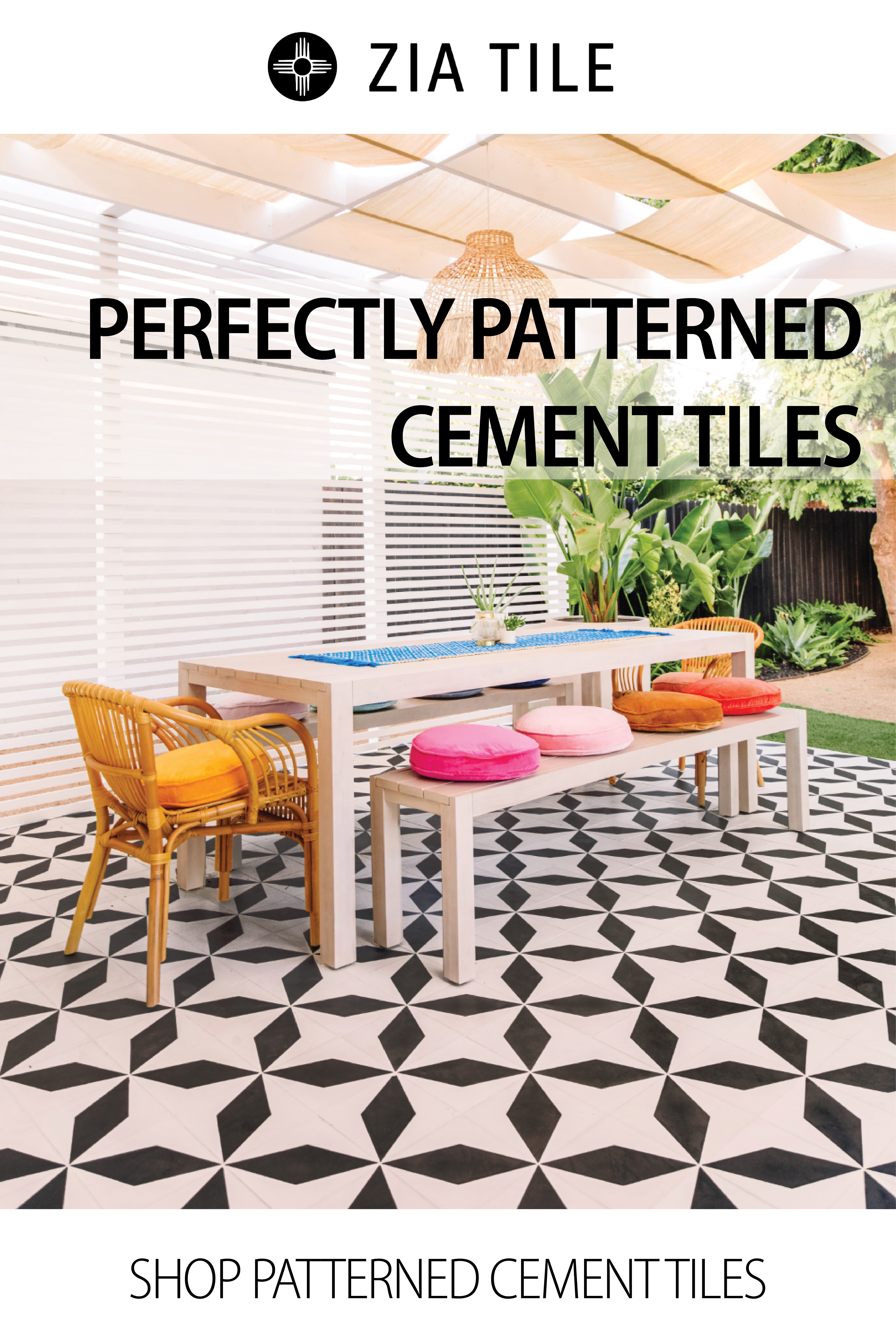 Patterned Cement Tiles From In 2020 Spanish Style Homes Tiles