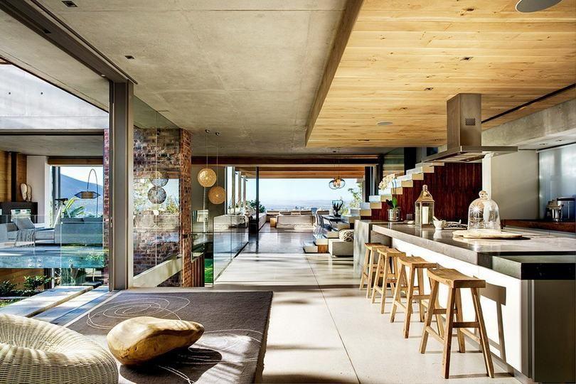 Modern luxusvilla tágas, nyitott terekkel, stílusos és otthonos lakberendezéssel - Glen 2961 House