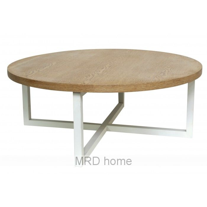 Rondo Coffee Table White | NEW ranges Furniture | MRD HOME