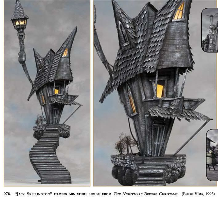 nightmare before christmas house - Google Search   Gingerbread ...