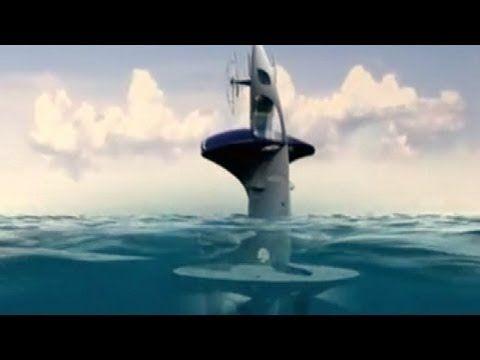 """""""SeaOrbiter"""": Hightech für die Hochsee"""
