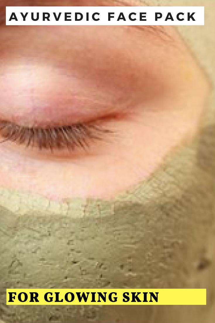 Ayurvedic 12% natural face packs to get fair & glowing skin