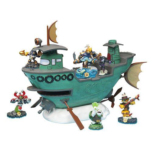 Skylanders SWAP Force FunPlay HideAway Flynn's Ship- TRU