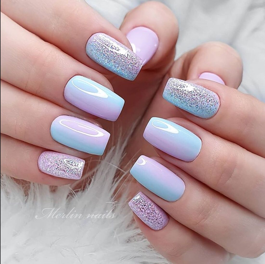 40+ Beautiful Wedding Nail Designs For Modern Brides - The ...