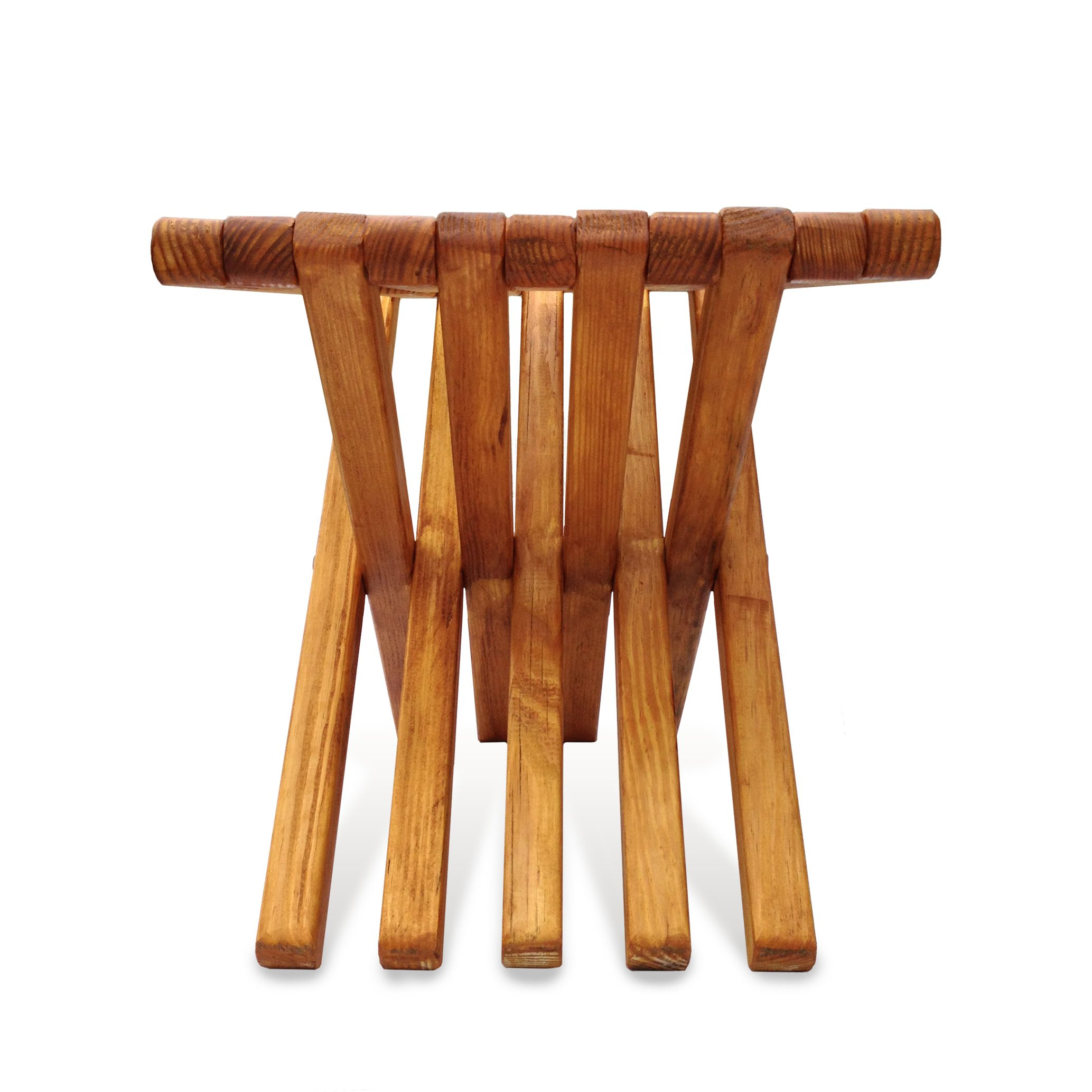 Stool X30 - Light Brown The Stool X30 is attractive ...