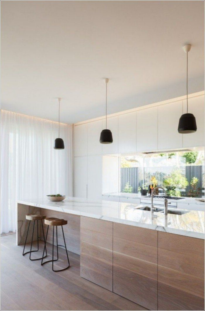V20 Apartment: Modern Architecture and Scandinavian Interior Design of A Bright Apartment