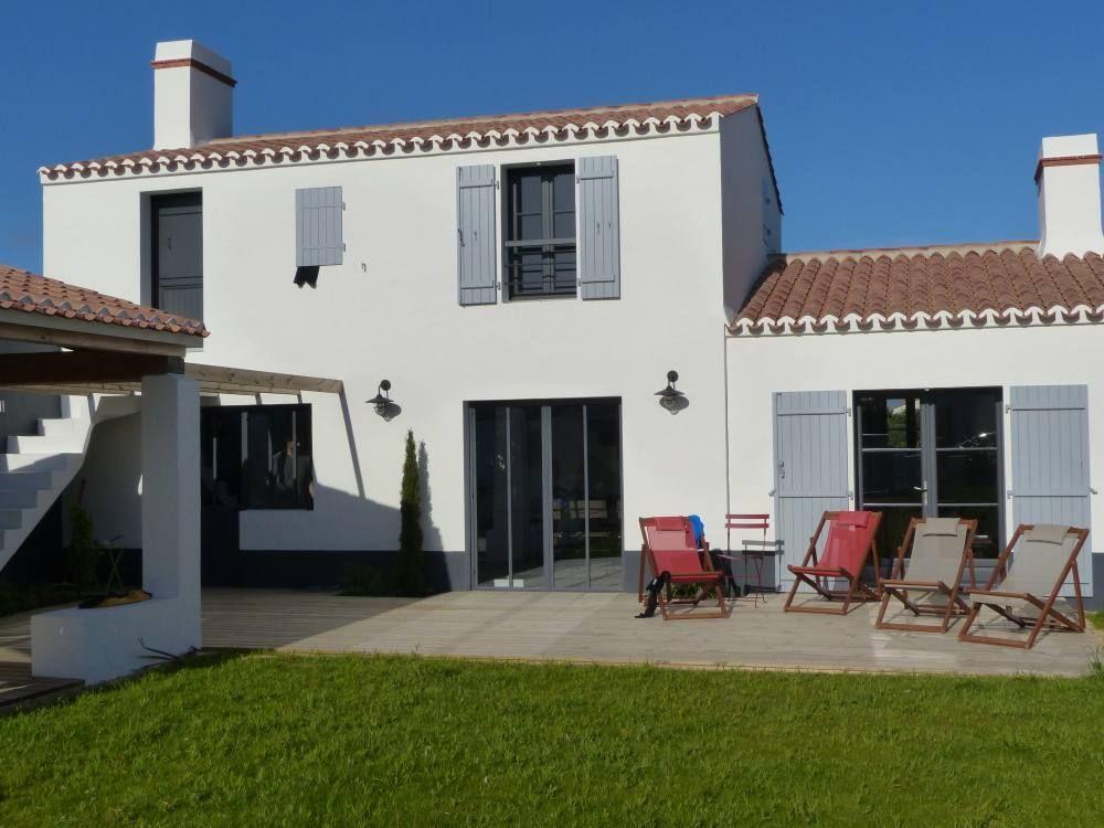 Location vacances maison Noirmoutier-en-lu0027Île Maison principale et