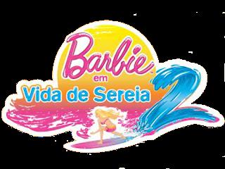 Barbie Vida De Sereia Kit Completo Com Molduras Para Convites Rotulos Para Guloseimas Lembrancinhas E Imagens Conto Da Sereia Barbie Molduras Para Convites
