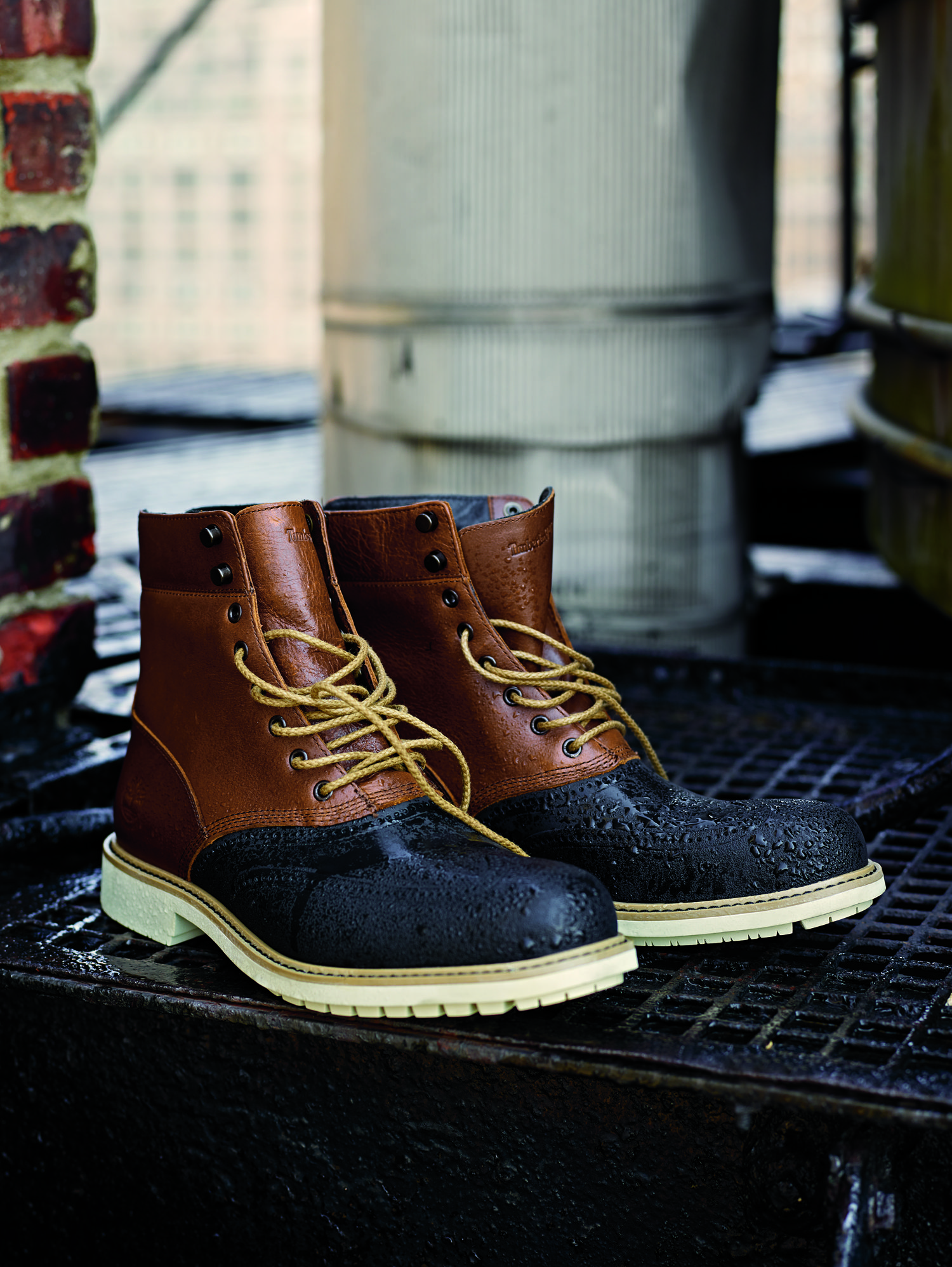 new style 595c1 37fed Waterproof for all your city adventures. The Men s Stormbuck Duck boot.   timberland  mensboots  boots  mensstyle  style  mensshoes