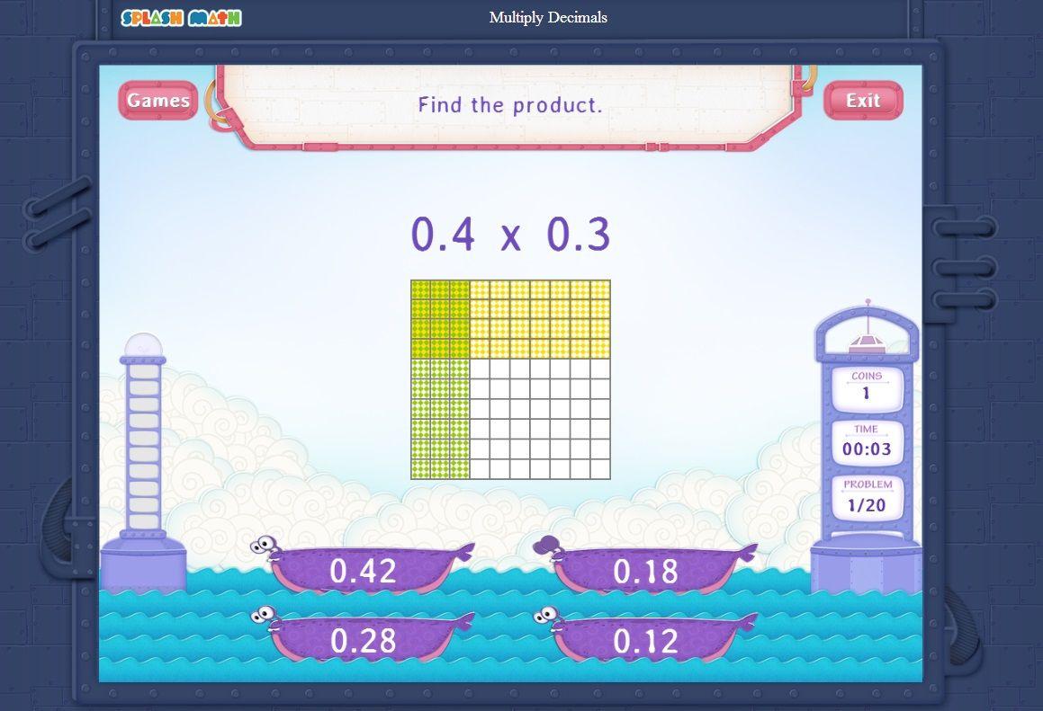 Kids Math Games Online