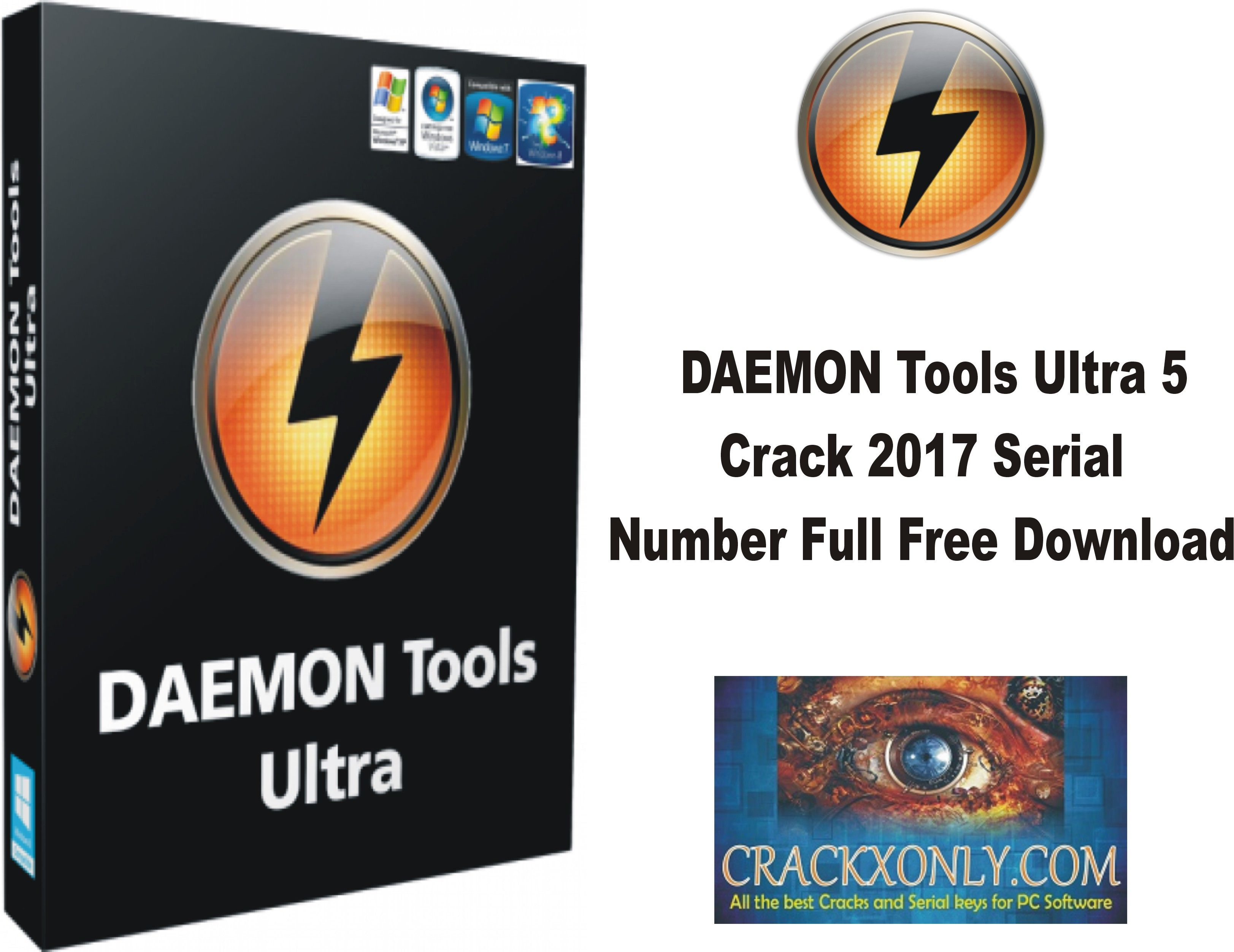 download daemon tools pro crack free