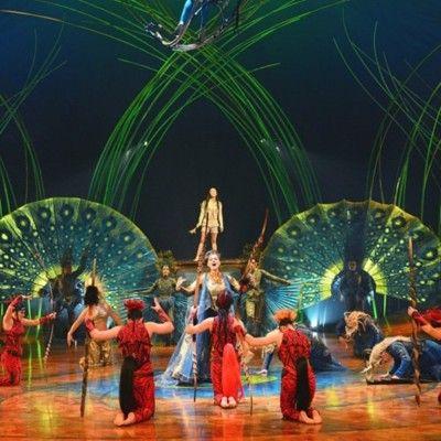 Here S Another Sneak Peek At Our Newest Show Amaluna Cirque Du Soleil Performance Art Photo