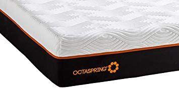 Dormeo Octaspring Matras : Dormeo octaspring tribrid medium firm tension mattress uk king 150