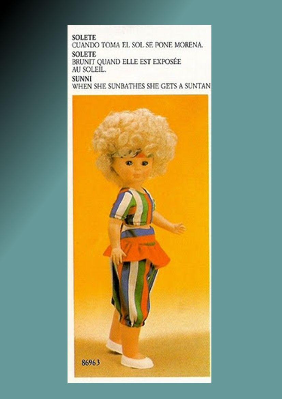Nancy Famosa: NANCY de los años 80 Catálogo
