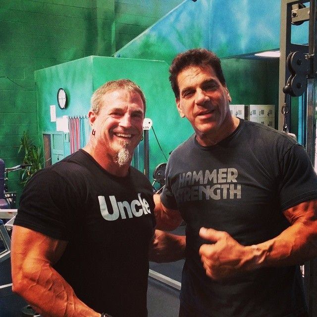 Rad Uncle | Where's Rad In The World? My Buddy David Balson w The Incredible Hulk (Lou Ferrigno)