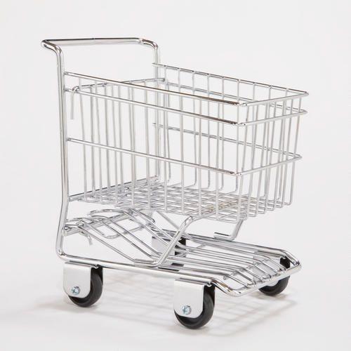Chrome Shopping Cart Shopping Cart Affordable Storage Laundry