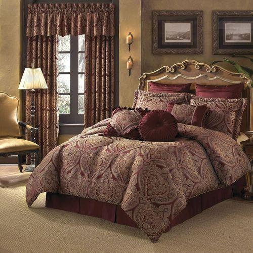 Queen Comforter Sets, Croscill Queen Size Bedding Sets