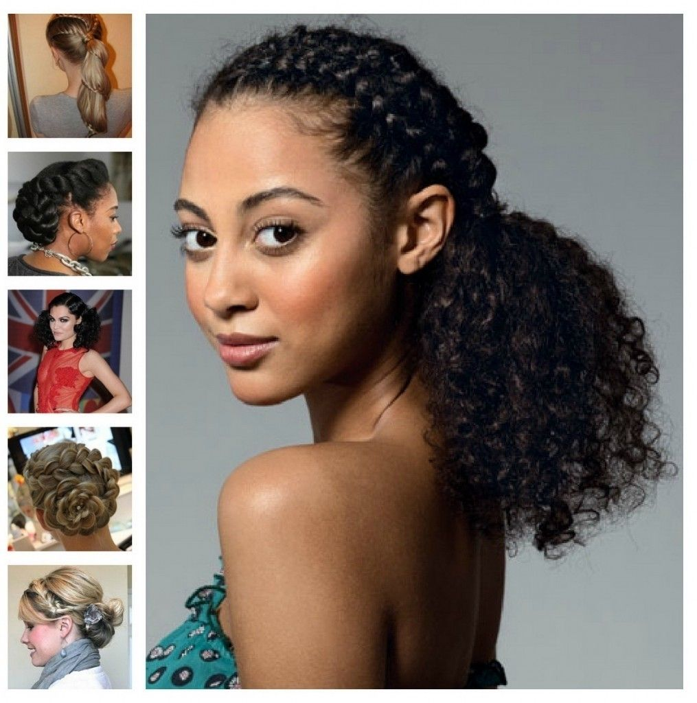 African American Easy Hairstyle Quick Easy African American