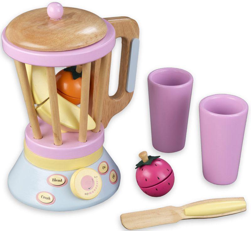 Blender Set - Wooden Pretend Kitchen Playset | wooden toys ...