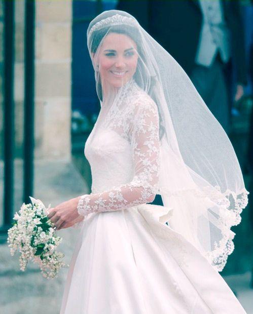 Kate Middleton | Dream Wedding | Pinterest | Kate middleton, Wedding ...