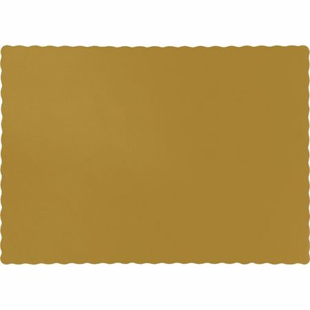 Bulk Glittering Gold Paper Placemats 50 Pkg 12 Pkgs Case Gold Placemats Coloring Placemats Gold Paper