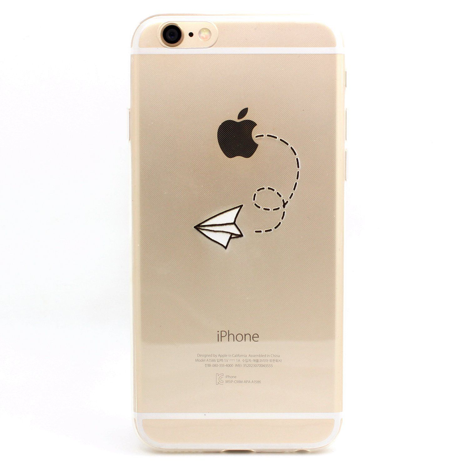 coque iphone 6 silicone serie