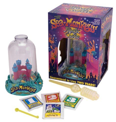 Schylling Sea Monkeys Magic Castle Schylling Http Www Amazon Com