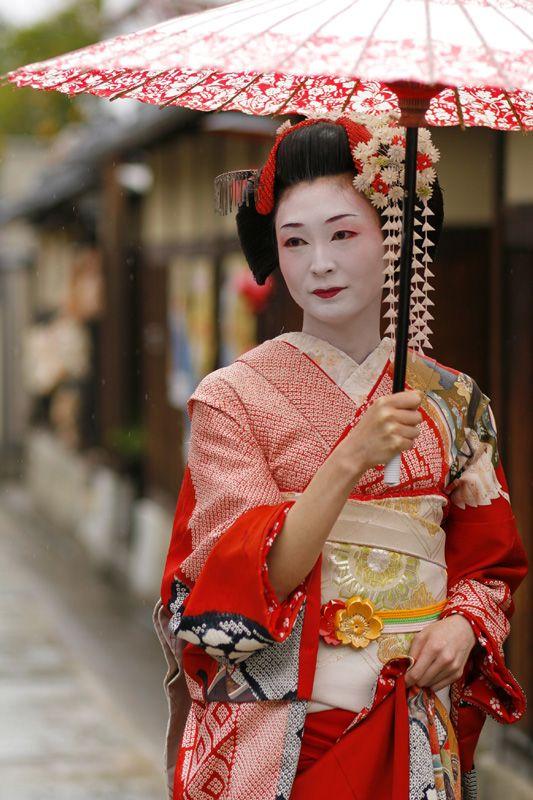 Maiko san, Kyoto Gion Copyright: Etienne Francois
