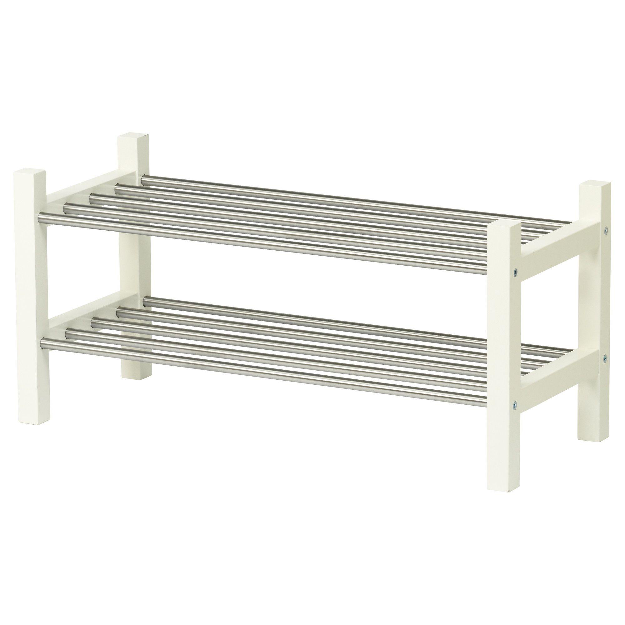 Tjusig Estante Zapatero Blanco Ikea Ikea Pinterest  # Como Limpiar Muebles Niquelados