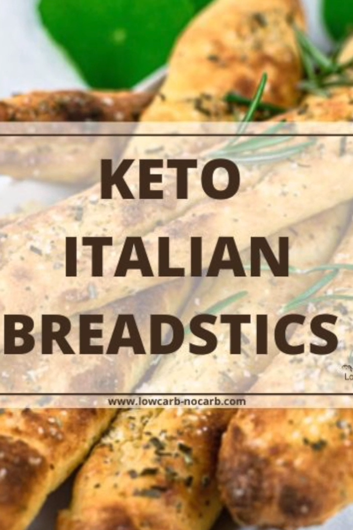 Keto Italian Breadsticks Recipe made with fathead dough and a mixture of herbs are a simple, easy cheesy and fluffy replacement for your snack. Gluten-Free and Grain-Free Garlic Bread Sticks served with your favorite dips or just simply along with keto soup or as an appetizer with a meal. The perfect addition to your Keto Meal Preps.