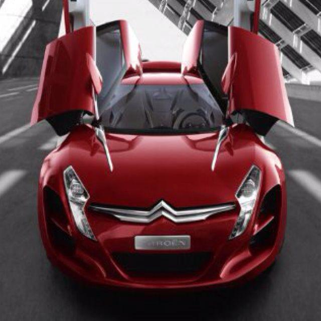 Sports Cars Luxury, Citroen
