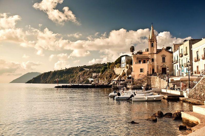 photo marinacortainlipariislandItaly Italy Pinterest